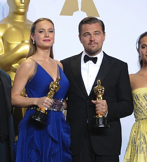 The Academy Spreads The Wealth At 2016 Oscars!