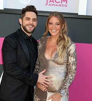 Thomas Rhett treats his pregnant wife to babymoon