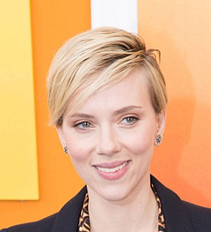 Scarlett Johansson: 'I don't have time to be on social media'
