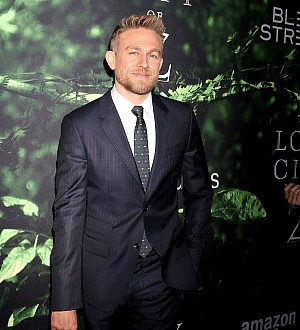 Charlie Hunnam's relief over protein powder discovery