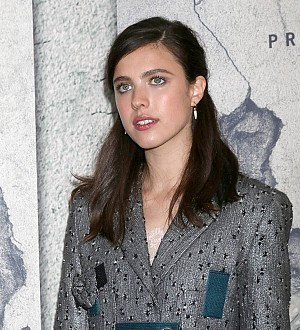Margaret Qualley appreciated mum Andie MacDowell's laid-back approach to parenting