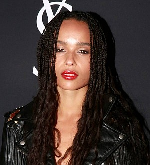 Zoe Kravitz: 'Braids banish hair problems'