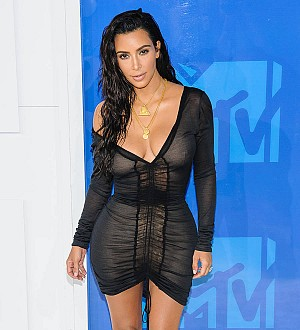 Kim Kardashian shaken up by encounter with prankster Vitalii Sediuk