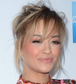Rita Ora no longer interested in festival urinating device