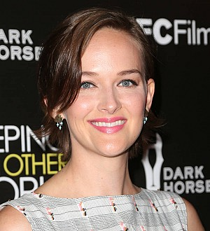 Actress Jess Weixler weds