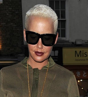 Amber Rose: 'I'd like Wiz back'
