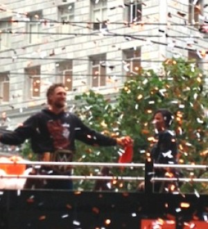 The Top 5 Best Moments of the San Francisco Giants Victory Parade!